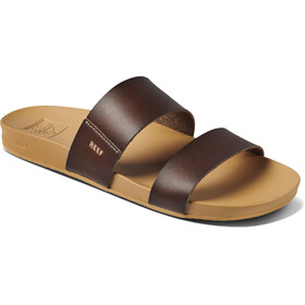 Reef Cushion Vista Sandals Women, chocolate